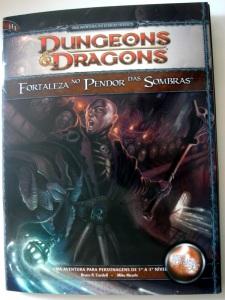 D&D 4E - Fortaleza no Pendor das Sombras