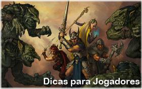 Dicas para Jogadores de RPG