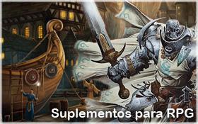 Suplementos para RPG