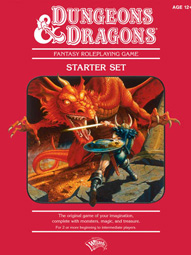 D&D Red Box
