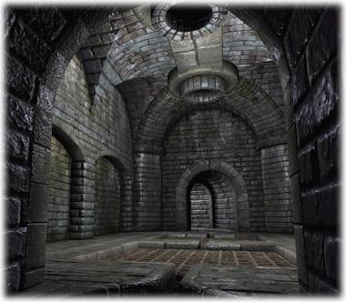 Dungeon-Prisão