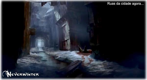 Ruas de Neverwinter