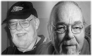 Dave Arneson e Gary Gygax