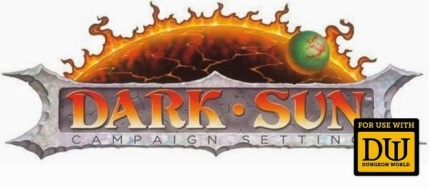 Dark Sun - Dungeon World
