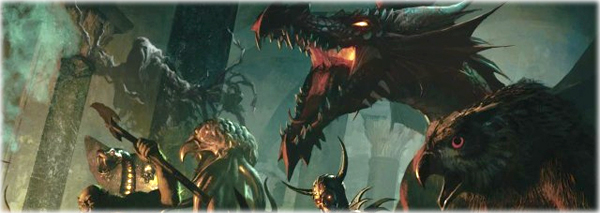 Monstros D&D