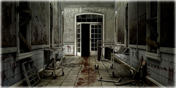 Arkham Hospital 01