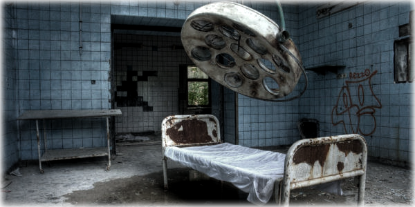 Arkham Hospital 03