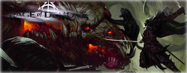D&D 5E - Rage of Demons